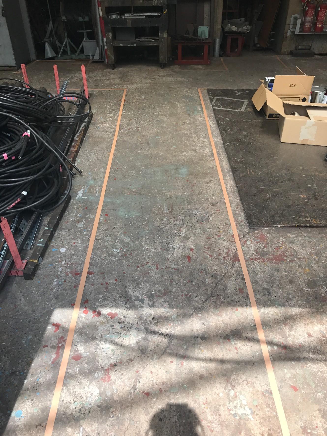 塗り床工事 写真2