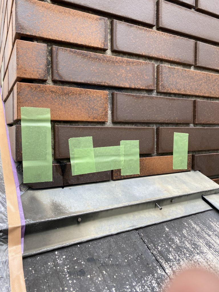 磁気タイル 補修状況 写真6