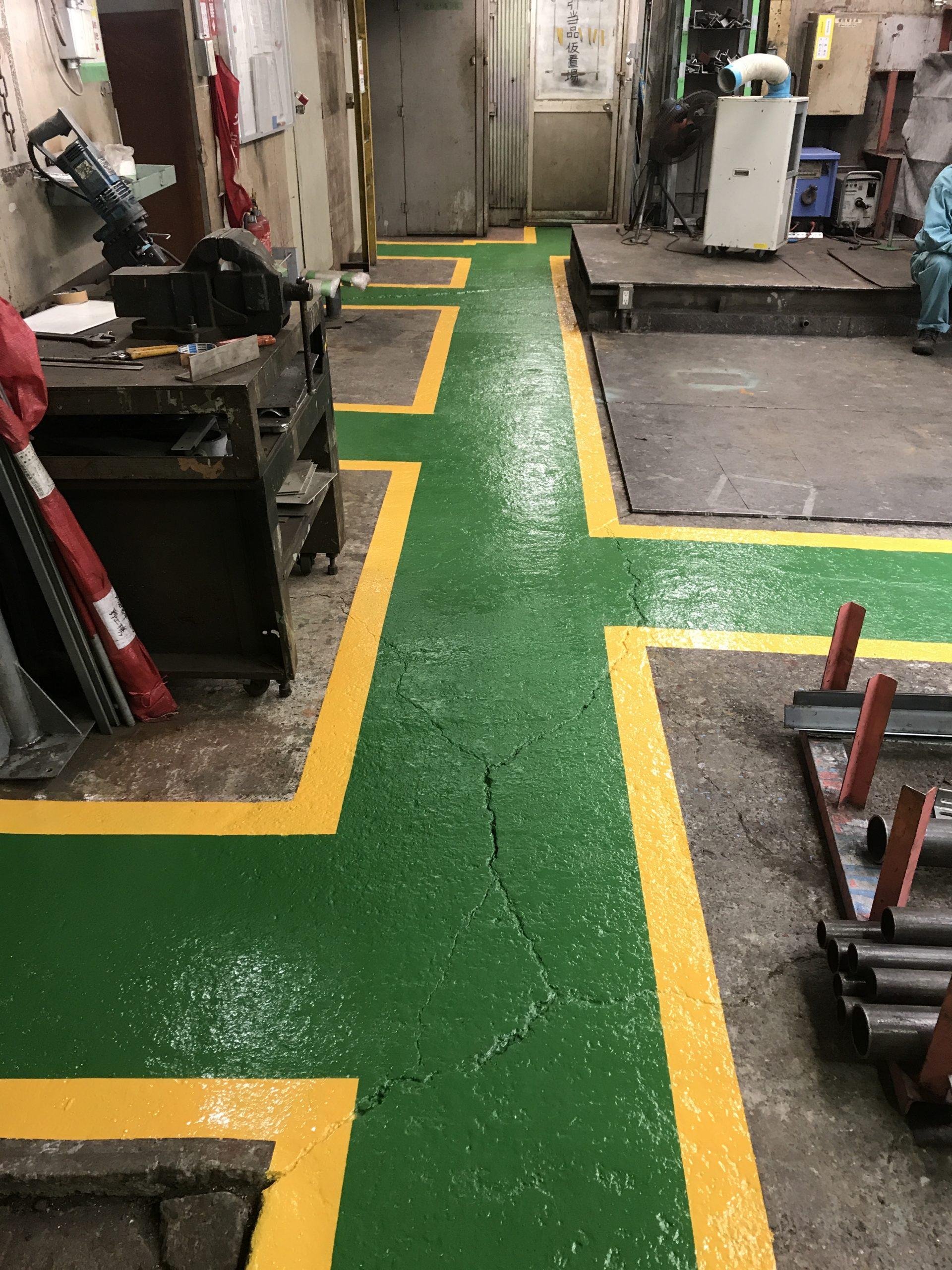 塗り床工事 写真3