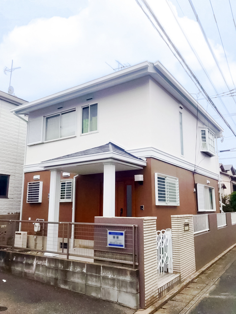 フジヤマ建装施工事例 福岡県福岡市K様邸