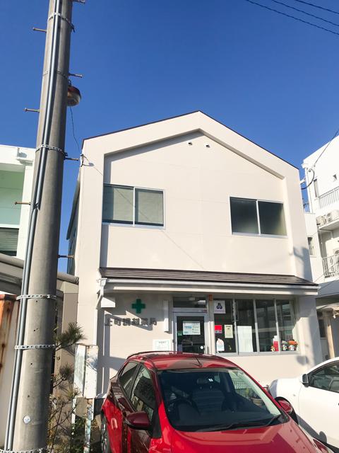 フジヤマ建装施工事例 福岡県飯塚市 店舗様