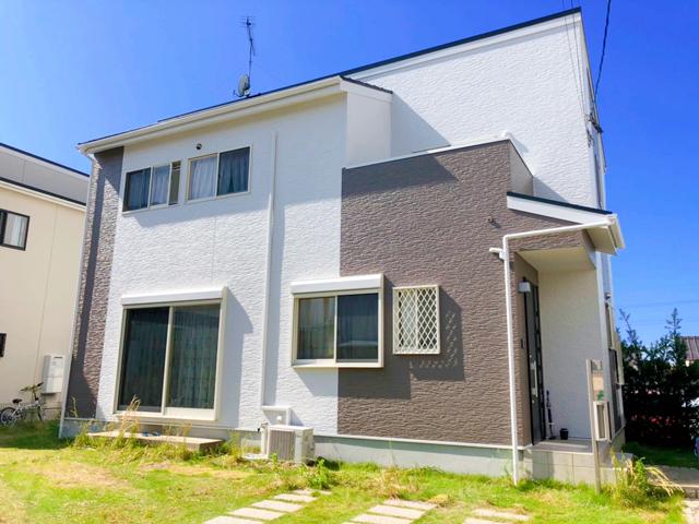 フジヤマ建装施工事例 福岡県糟屋郡 S様邸