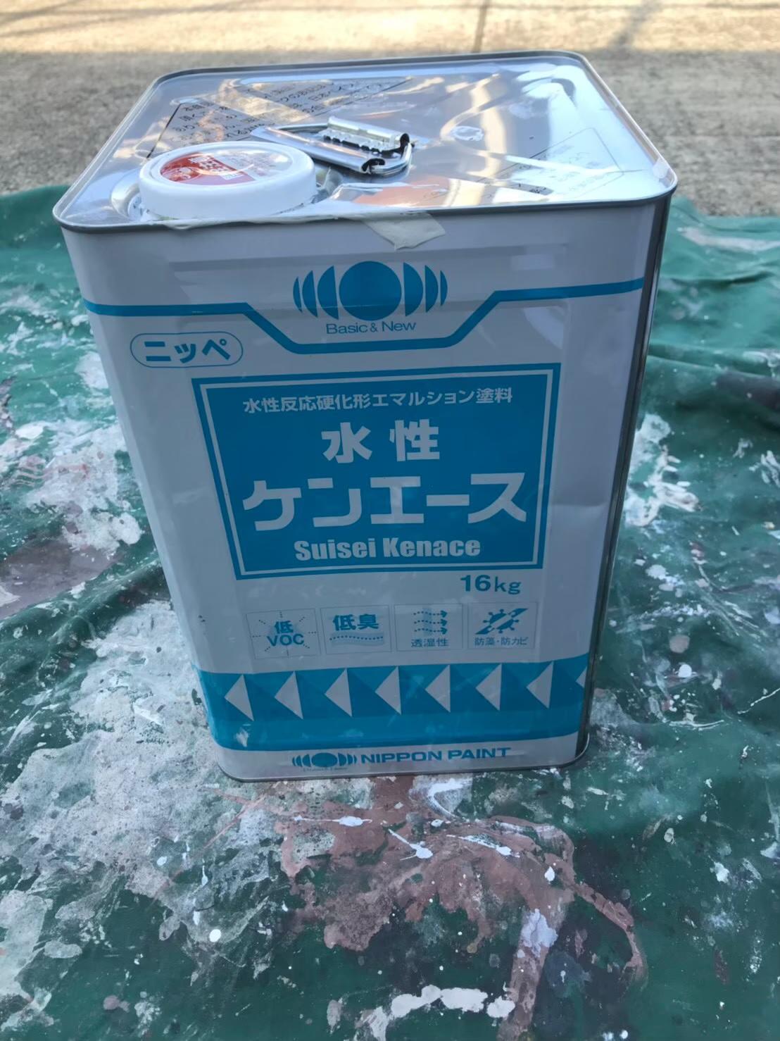 日本ペイント 水性ケンエース