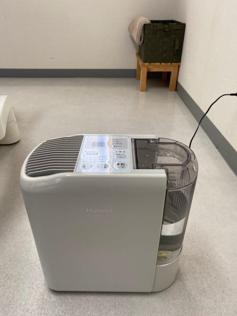 ヘルスオフィサー 空間除菌 写真2