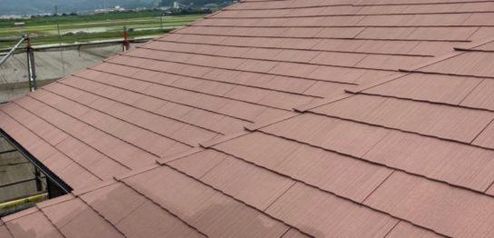 糟屋郡 屋根塗装・下塗り