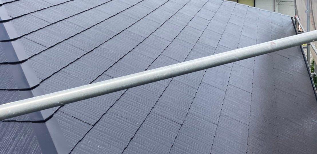 糟屋郡 屋根上塗り・光触媒コーティング