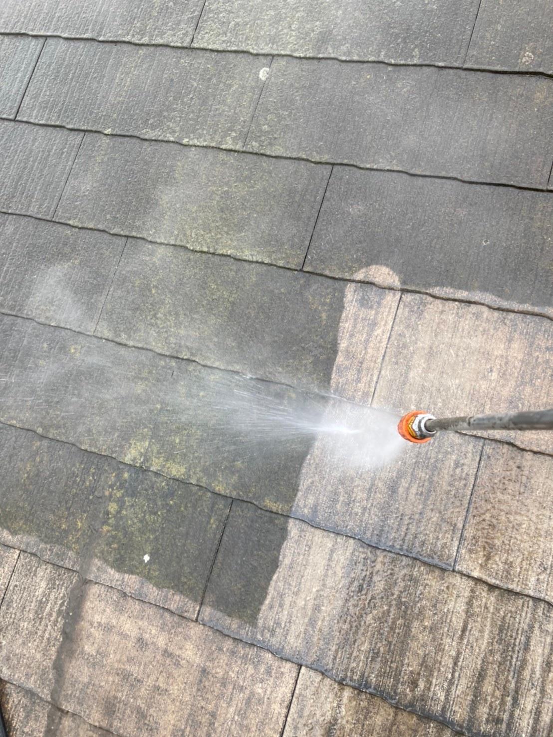 屋根塗装 写真1