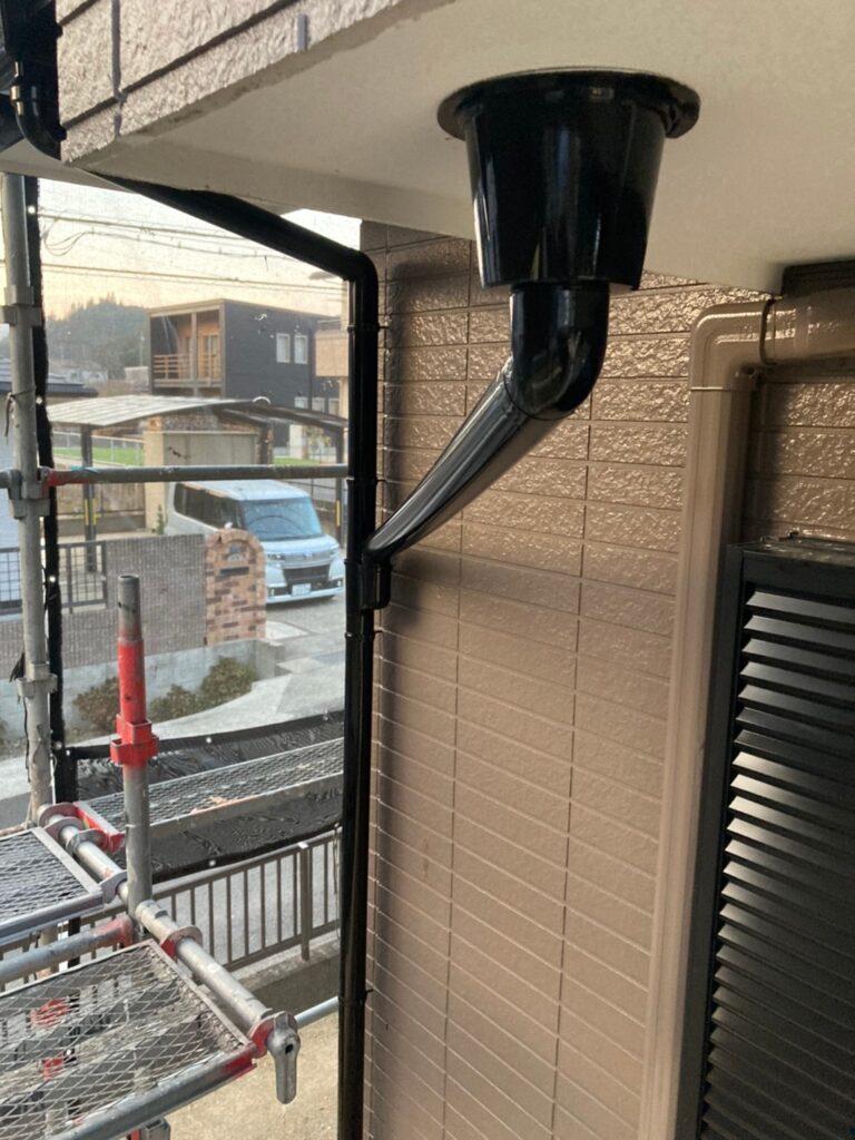 佐賀市 屋根中塗りと付帯塗装 写真10