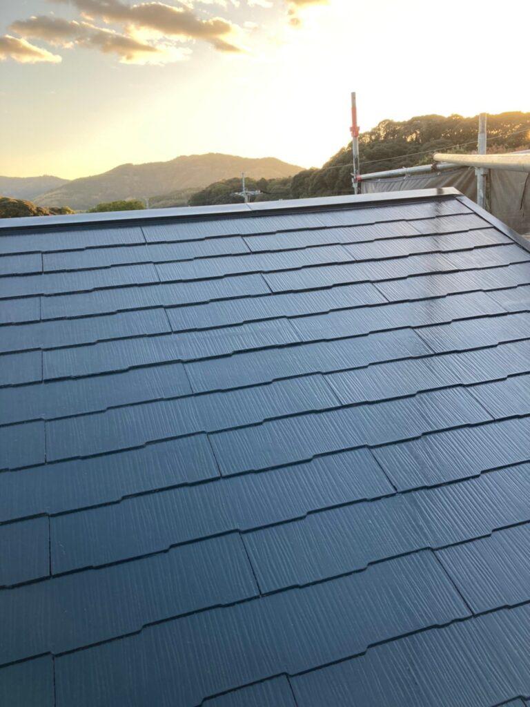 佐賀市 屋根中塗りと付帯塗装 写真6