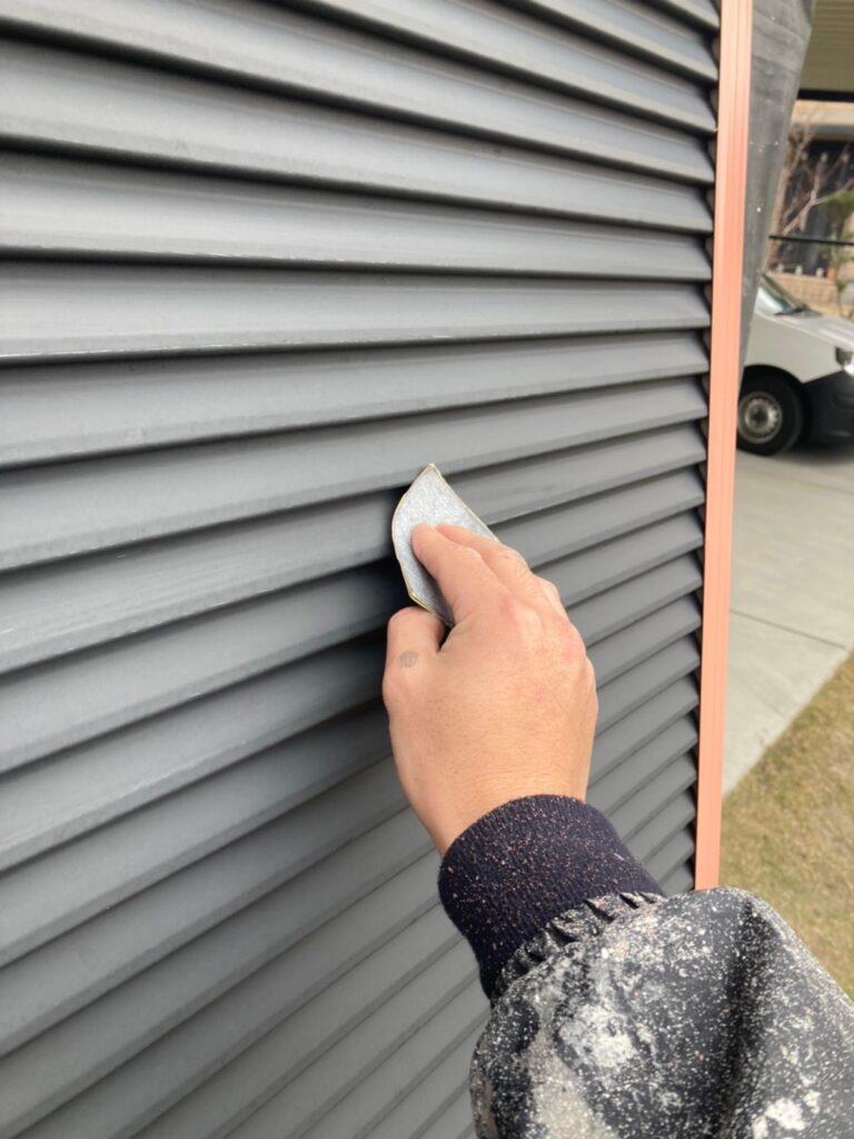 佐賀市 屋根上塗り・雨戸塗装・ベランダ塗装 写真8