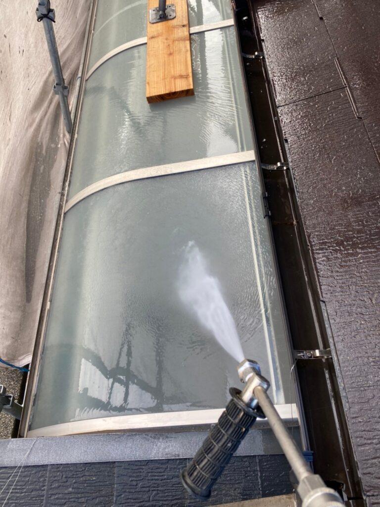久留米市 高圧洗浄 写真7