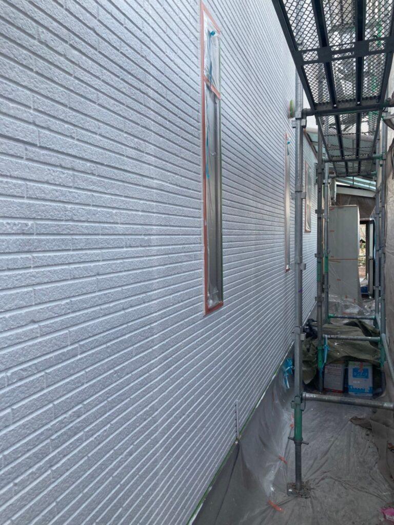 久留米市 続:外壁下塗り 写真13