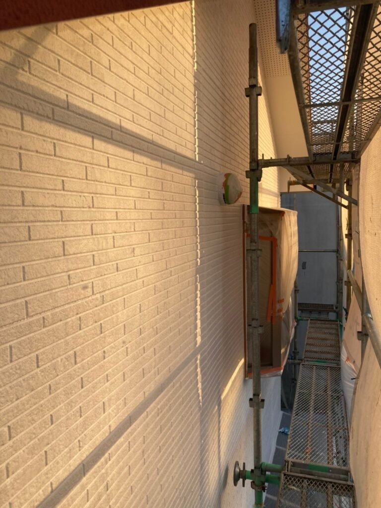 久留米市 続:外壁下塗り 写真16