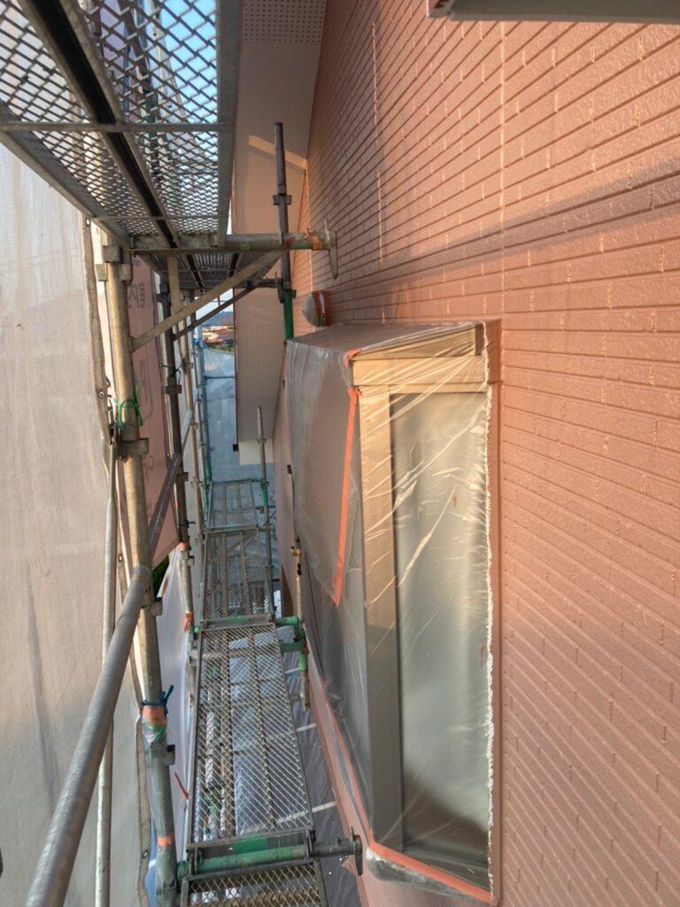 久留米市 外壁中塗り 写真10