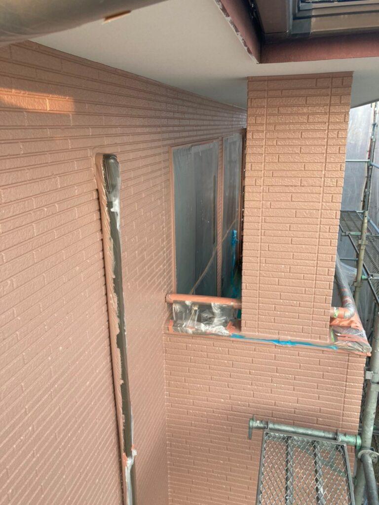 久留米市 外壁中塗り 写真11