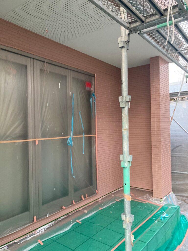 久留米市 外壁中塗り 写真12