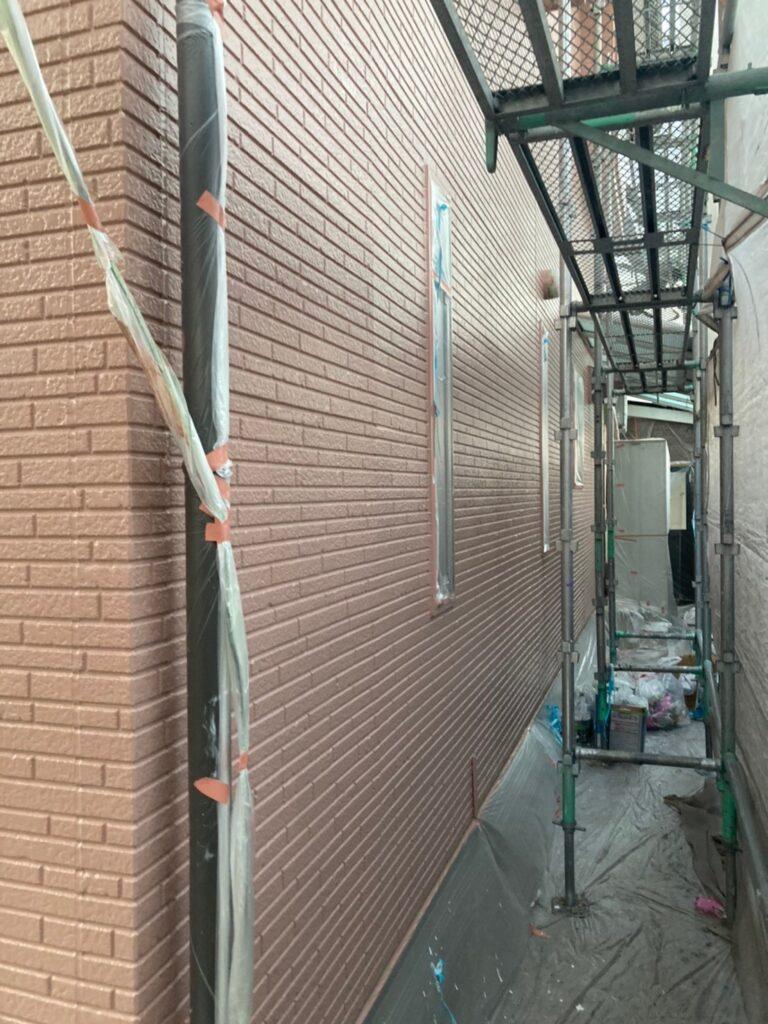 久留米市 外壁中塗り 写真13