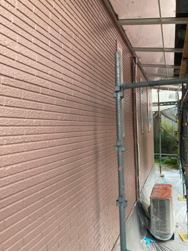 久留米市 外壁中塗り 写真15