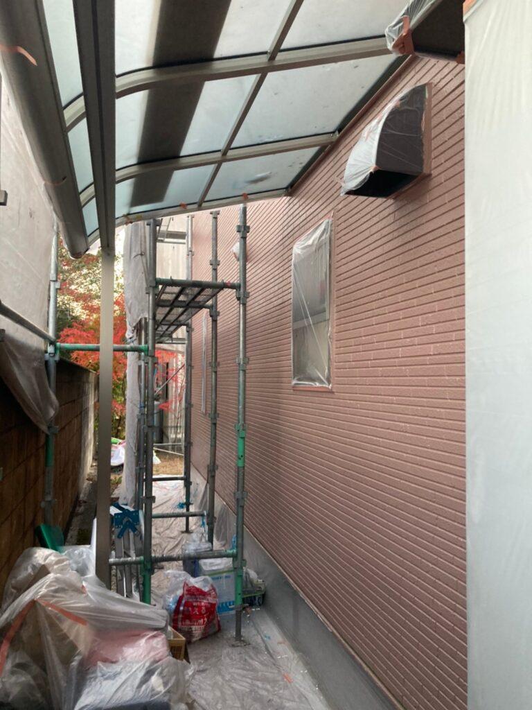 久留米市 外壁中塗り 写真16