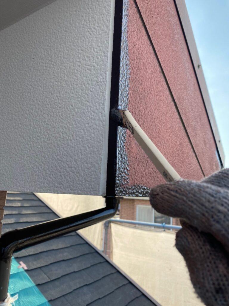 久留米市 屋根下塗りと各所付帯塗装 写真10