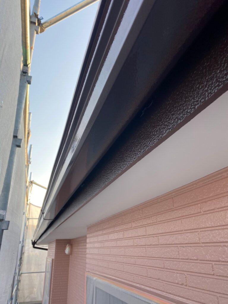 久留米市 屋根下塗りと各所付帯塗装 写真18