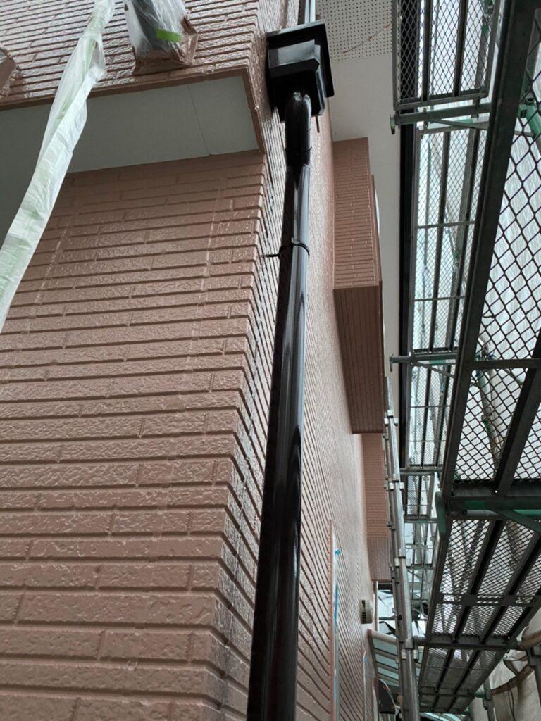 久留米市 屋根下塗りと各所付帯塗装 写真21
