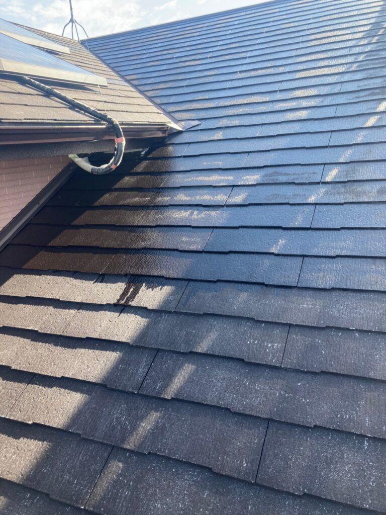 久留米市 屋根下塗りと各所付帯塗装 写真4