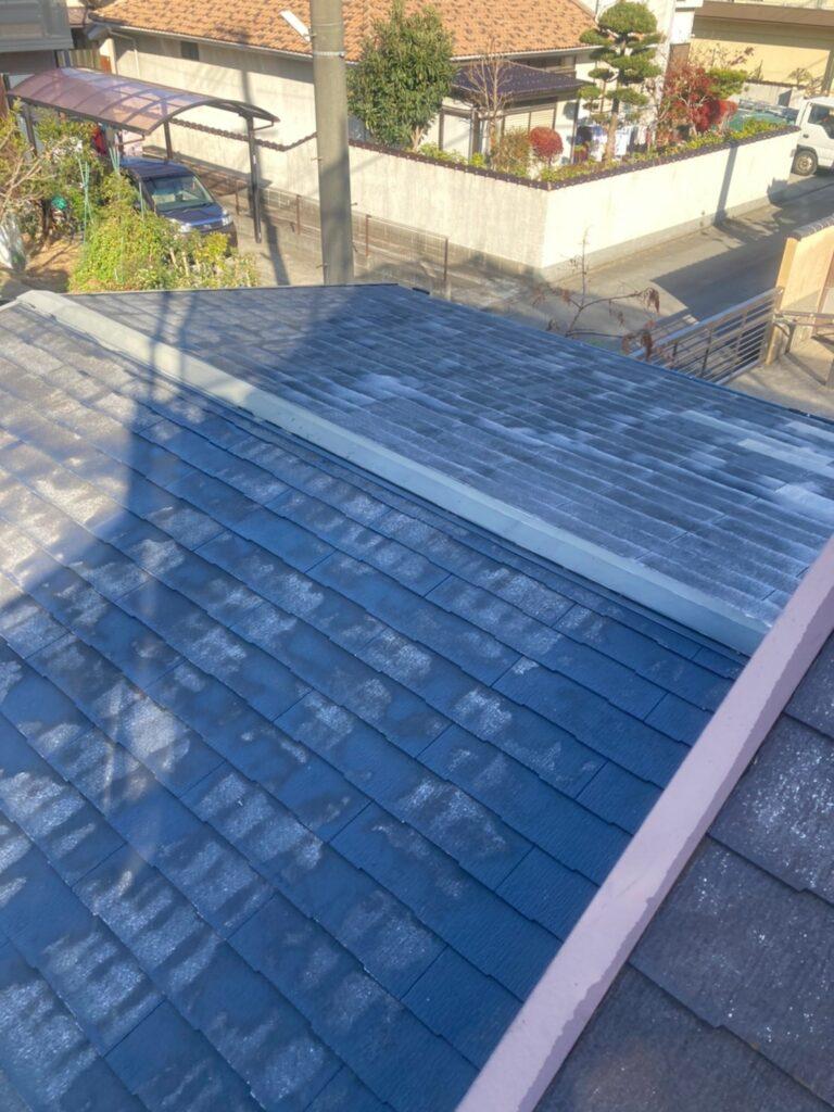 久留米市 屋根下塗りと各所付帯塗装 写真7