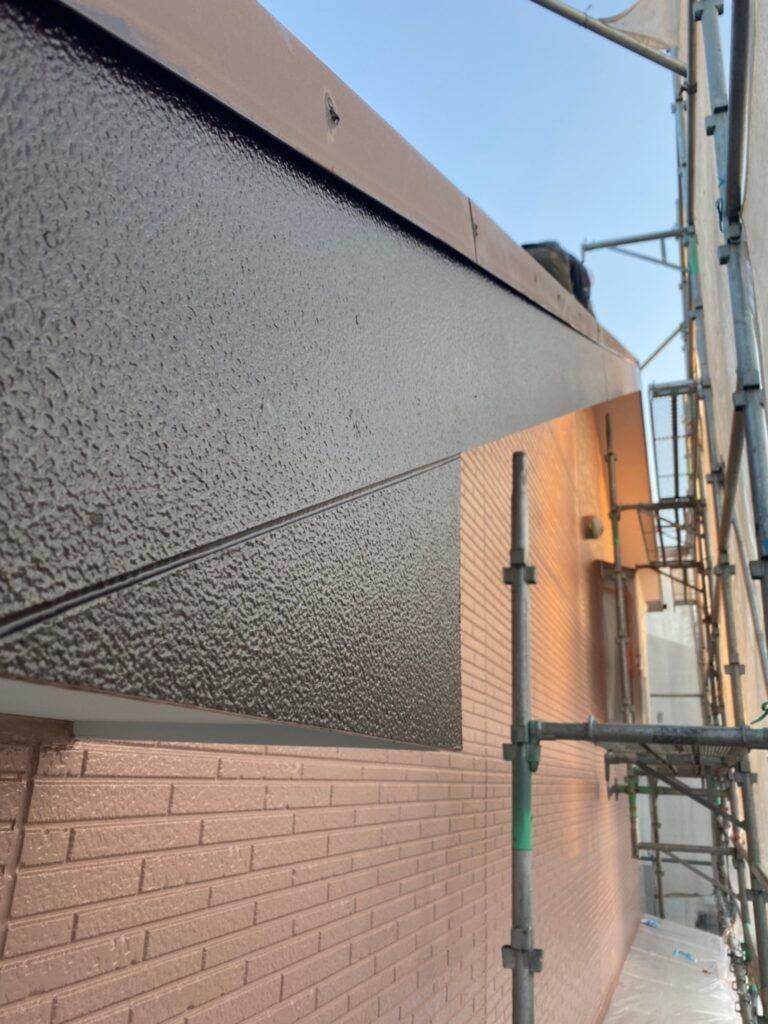 久留米市 屋根中塗りと各所付帯塗装 写真10