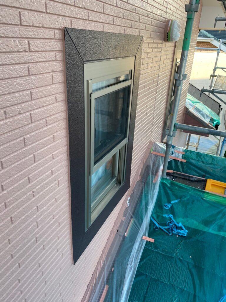 久留米市 屋根中塗りと各所付帯塗装 写真13