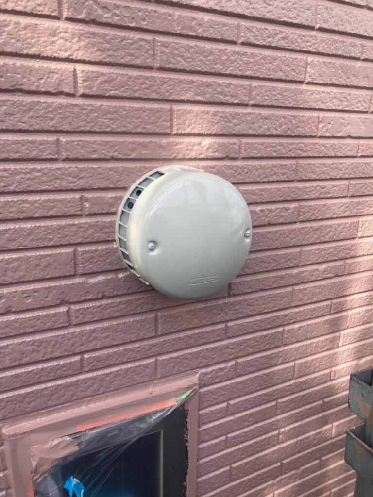 久留米市 屋根中塗りと各所付帯塗装 写真15