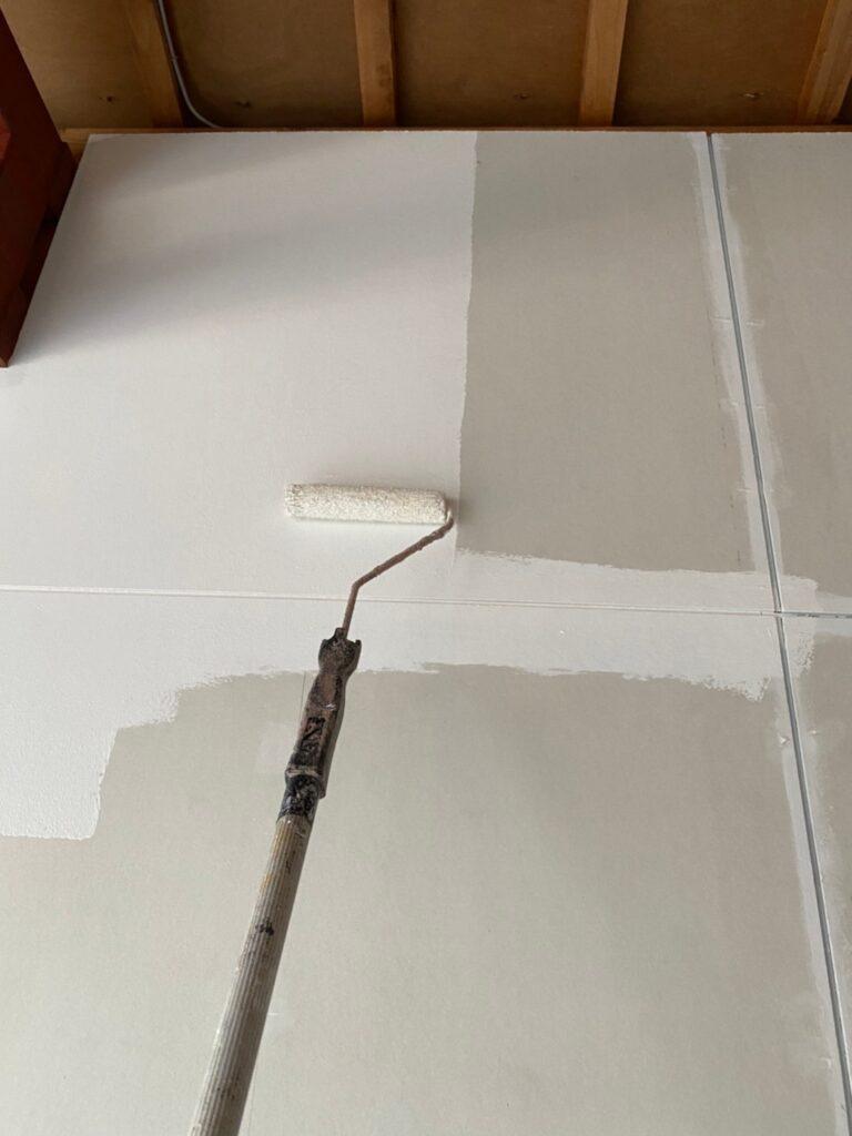 久留米市 車庫内部塗装 写真19