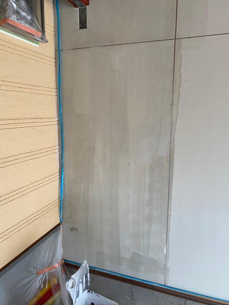久留米市 車庫内部塗装 写真3