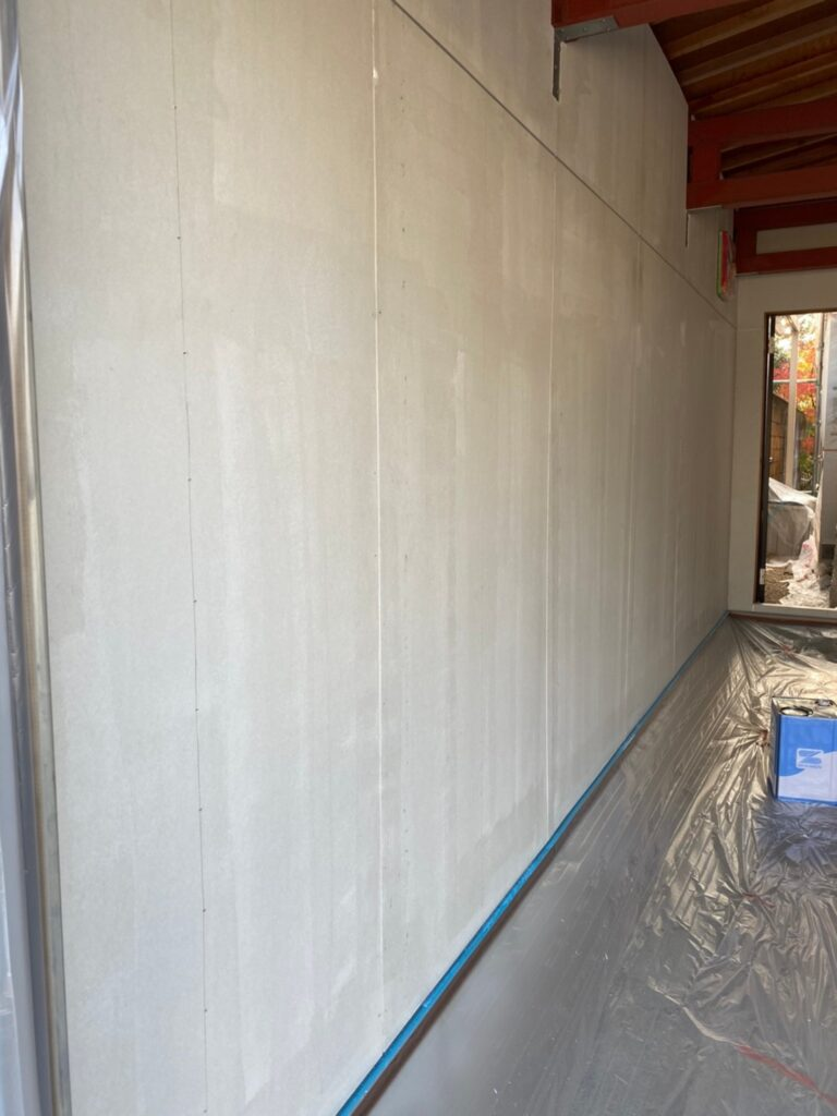 久留米市 車庫内部塗装 写真4