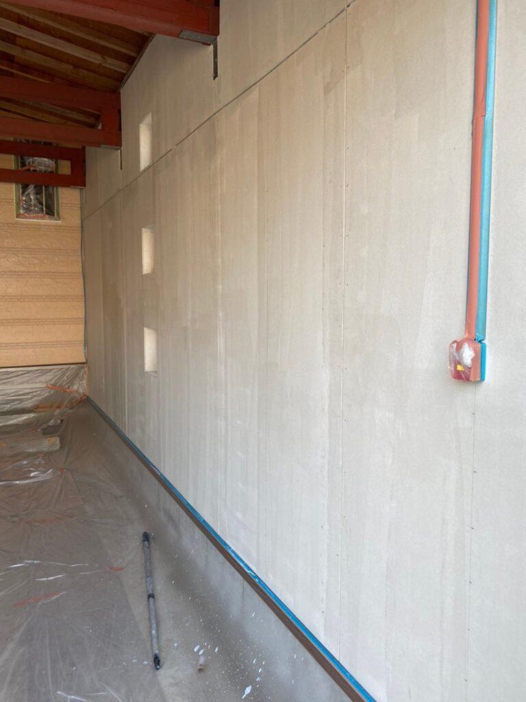 久留米市 車庫内部塗装 写真5