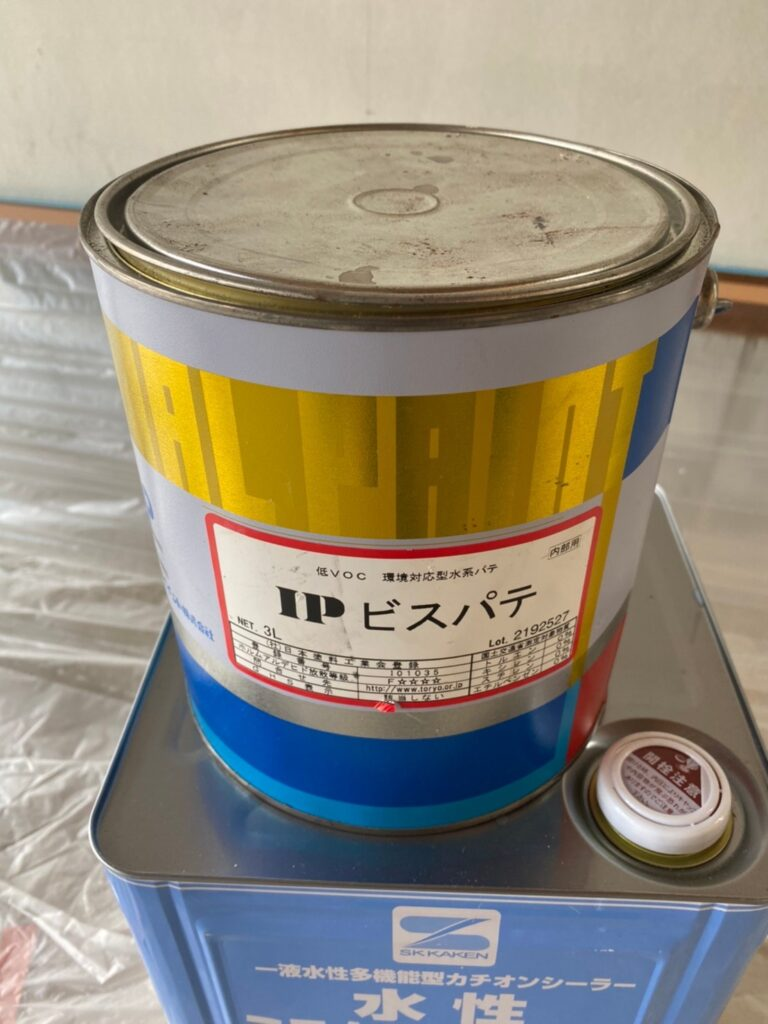 久留米市 車庫内部塗装 写真7