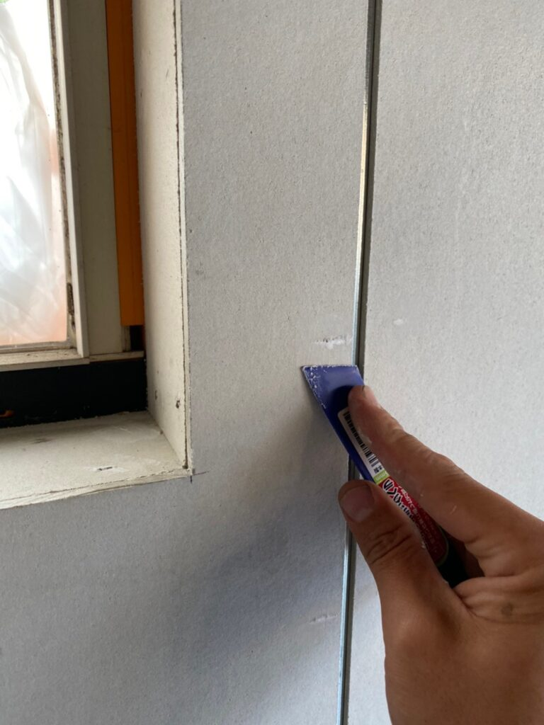 久留米市 車庫内部塗装 写真9