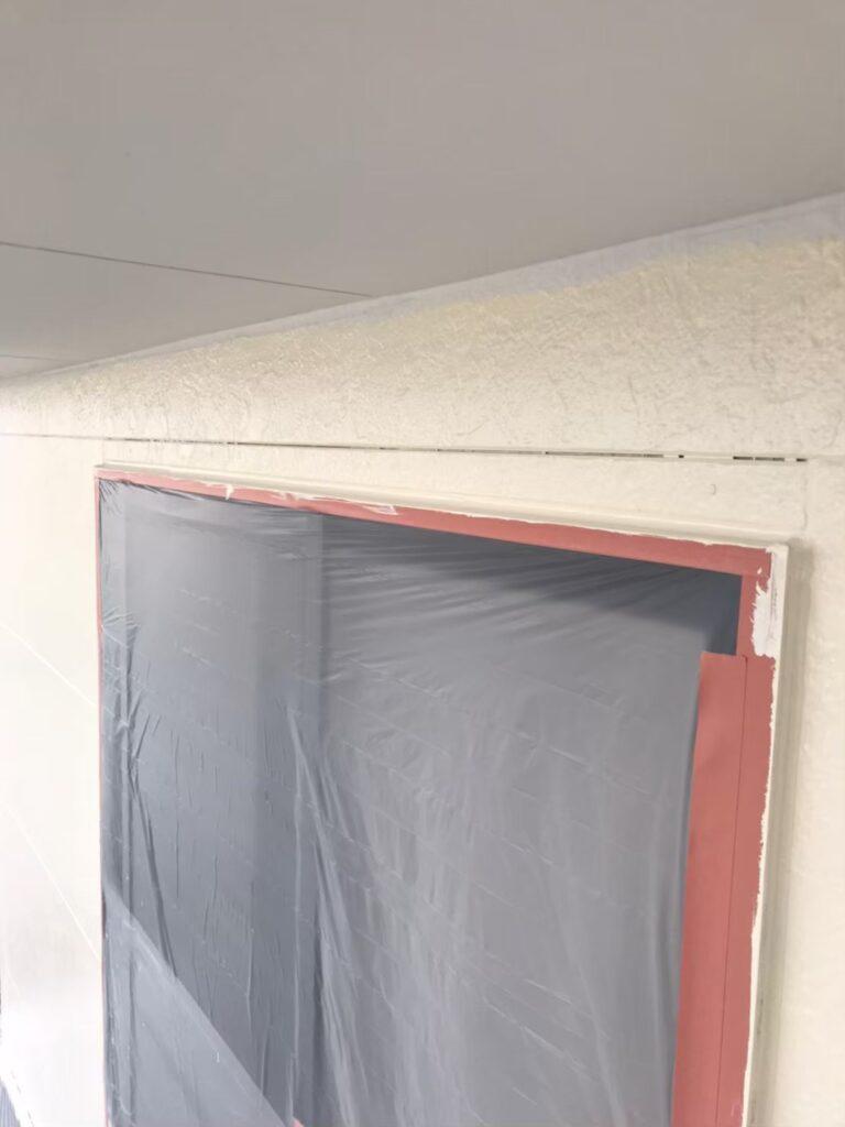 行橋市 外壁中塗りと上塗り 写真14