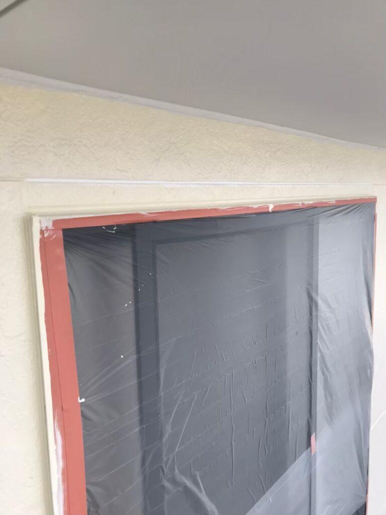 行橋市 外壁中塗りと上塗り 写真15