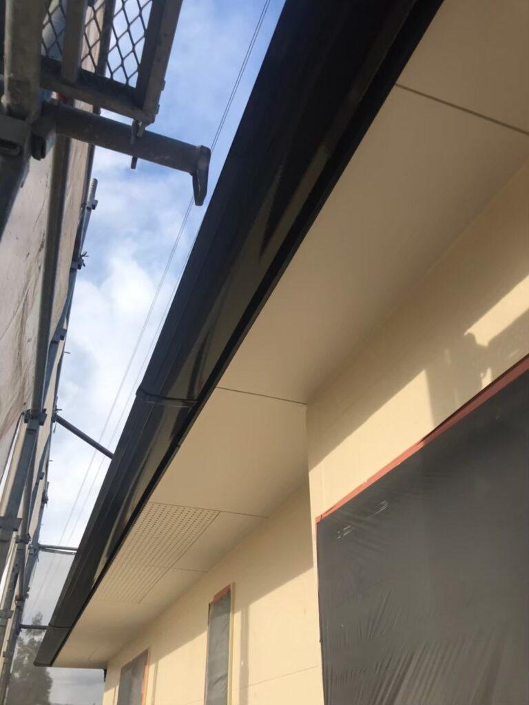 行橋市 付帯塗装 写真4