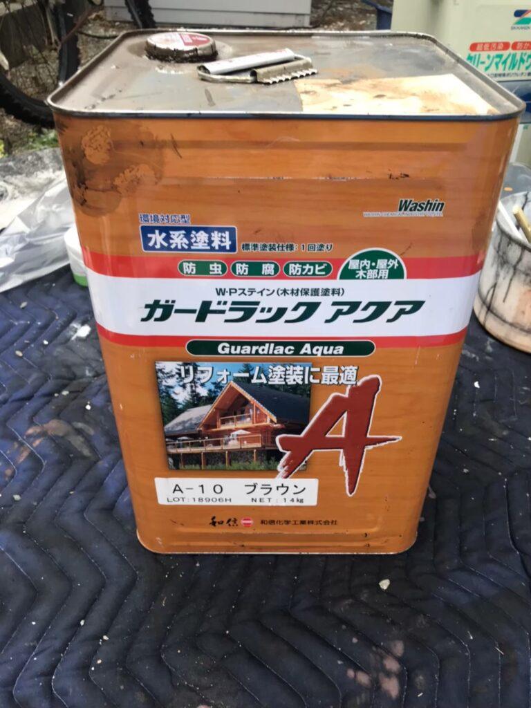 行橋市 木部塗装と清掃を終え完工 写真1