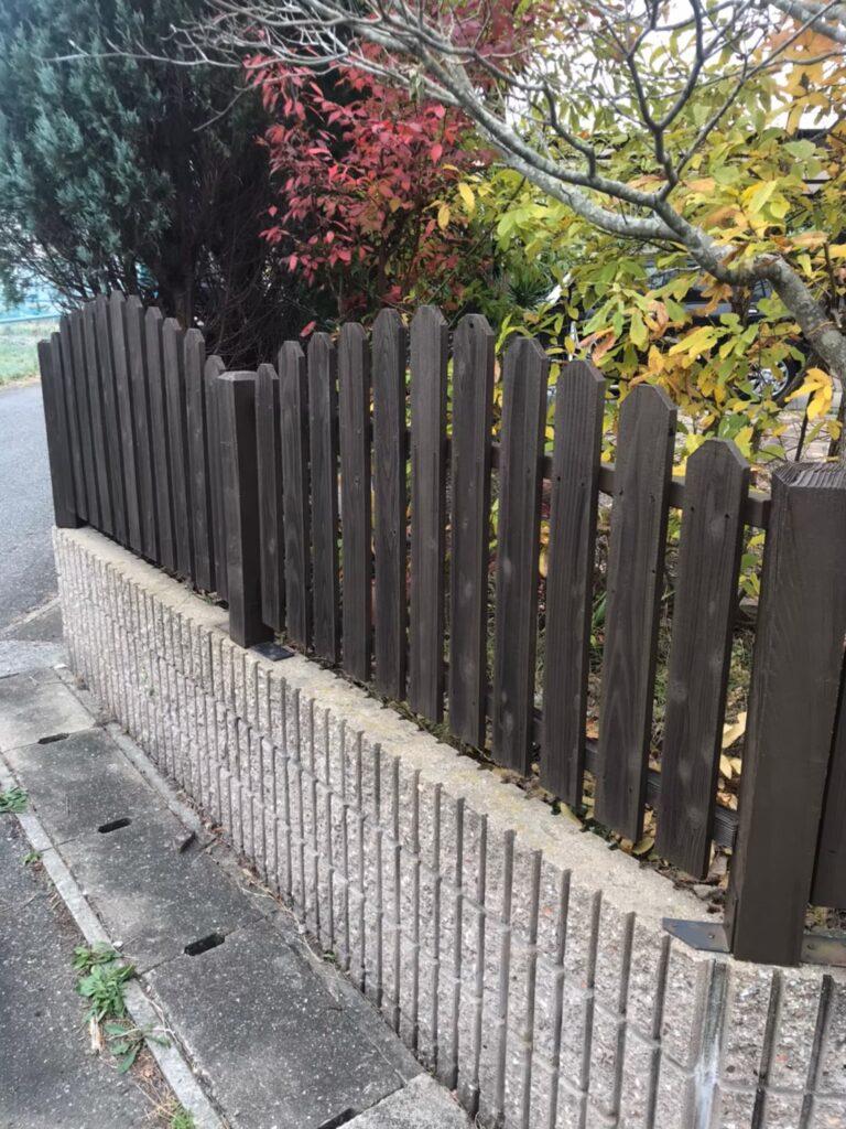 行橋市 木部塗装と清掃を終え完工 写真11