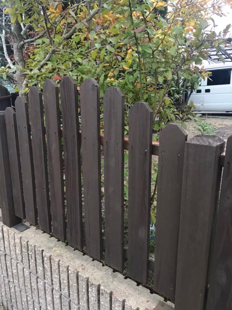 行橋市 木部塗装と清掃を終え完工 写真5
