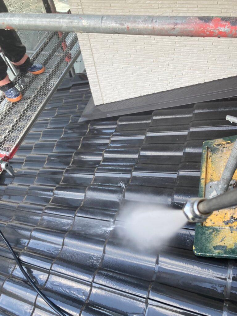 鳥栖市 高圧洗浄 写真4