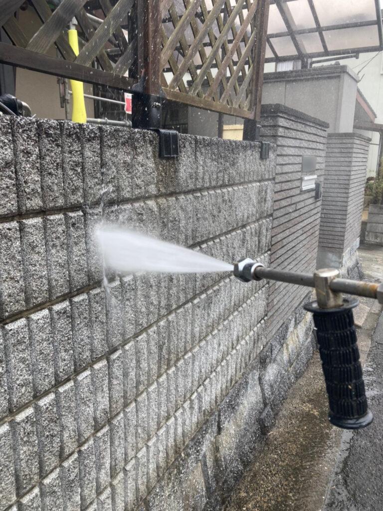 飯塚市 高圧洗浄 写真13