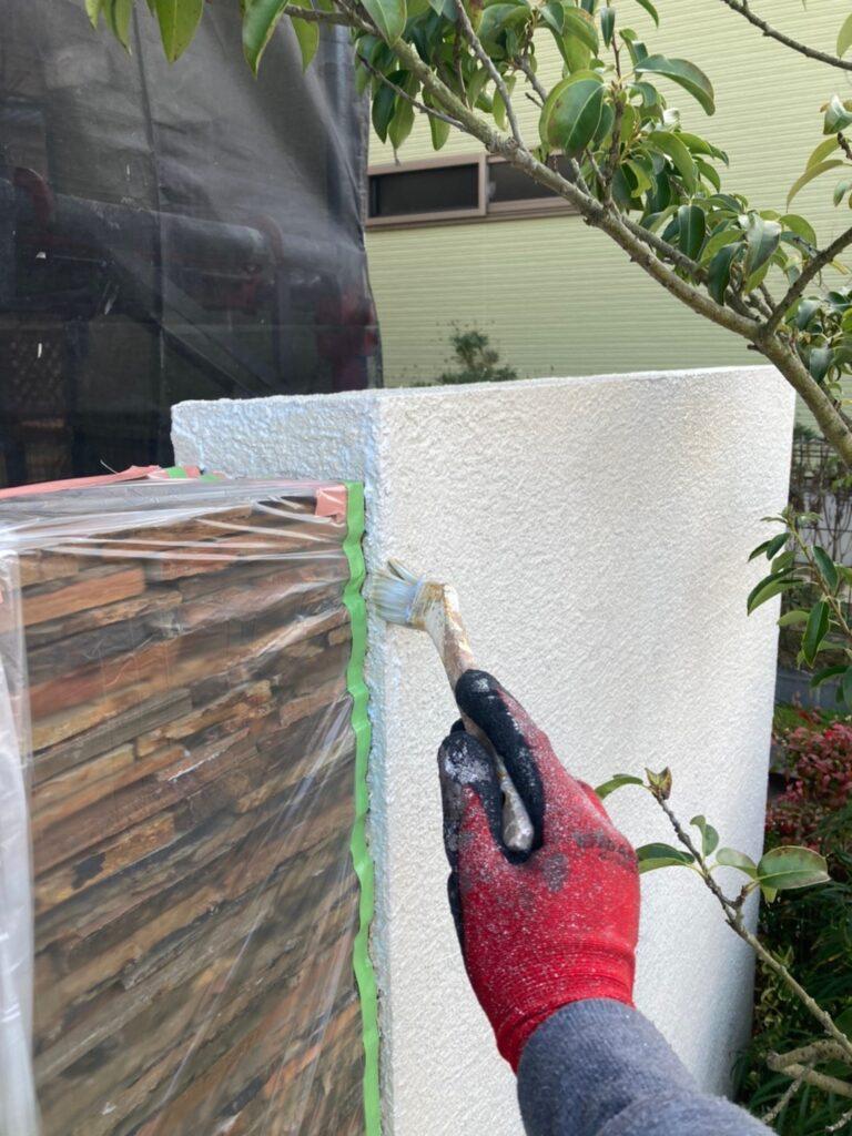 鳥栖市 基礎巾木塗装など 写真12