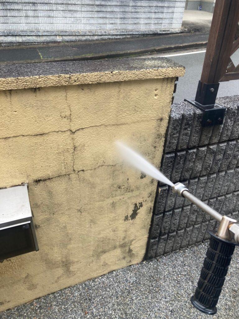 飯塚市 高圧洗浄 写真11