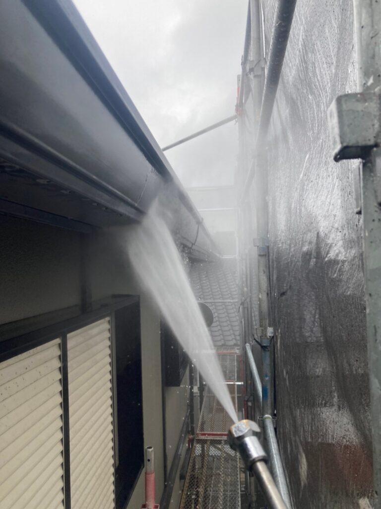 飯塚市 高圧洗浄 写真5