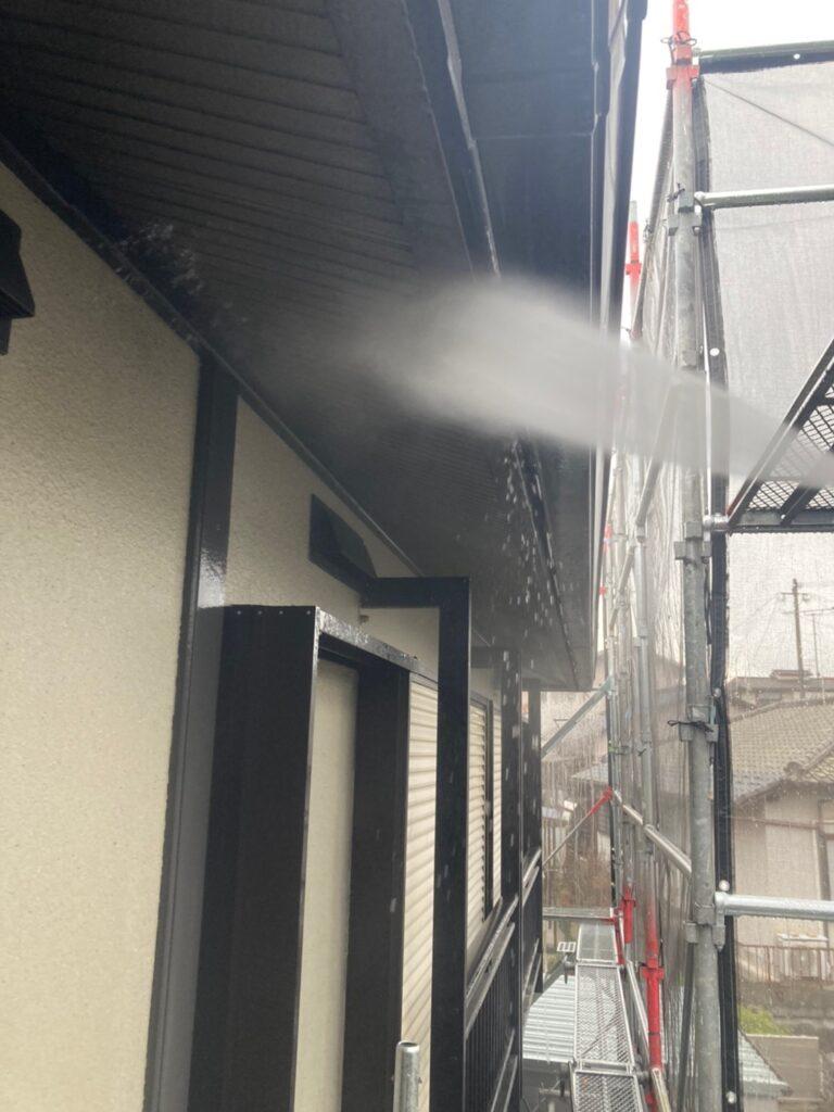 飯塚市 高圧洗浄 写真7