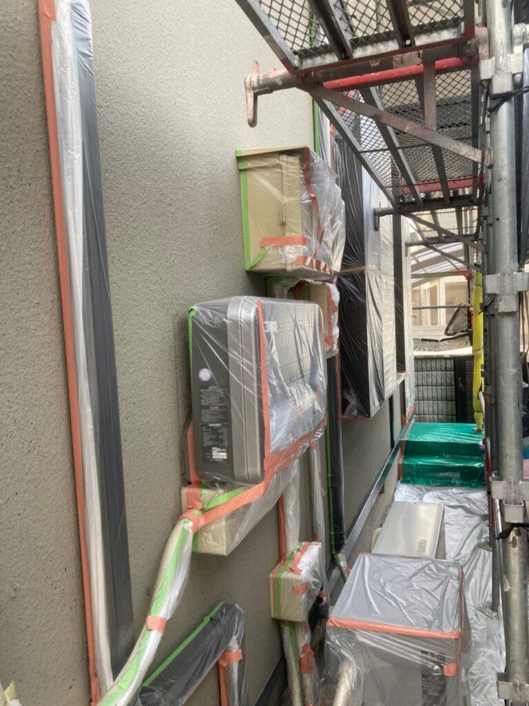 飯塚市 各所養生 写真10